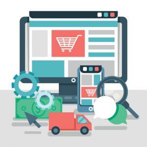 کسب درآمد از اینترنت۱: فروش اجناس فیزیکی به صورت اینترنتی