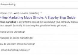 نیل پتل و سئو کلمه online marketting