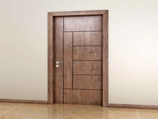 درب ضد آب - درب داخلی